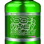 Proteine whey ou isolate
