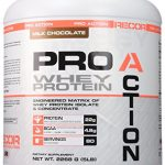 Proteine whey action