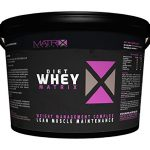 Protein whey 0 fat