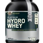 Protein whey hydrolyzed