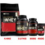 Whey protein 450g optimum