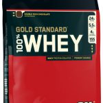 Whey protein - 4.5 kg - optimum nutrition