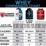 Rule 1 protein whey