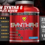 Syntha 6 protein whey