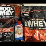 Whey protein vs muscle milk