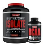 Whey protein or isolate