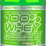 Protein 100 whey isolate - scitec nutrition