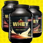 X-treme whey proteine dosage